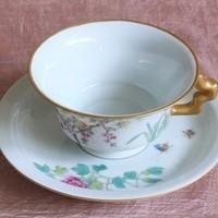 静かで美しい百花のカップ&ソーサーのサムネイル