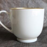 珈琲やお茶を美味しく飲みたい方におすすめ、染付け薔薇図マグのサムネイル