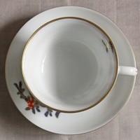 青花、色絵、金彩、技術の粋を尽くしたカップ&ソーサーのサムネイル
