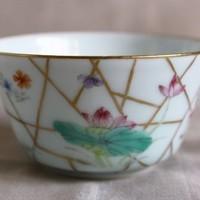 清朝時代の雰囲気をみごとに写した普洱馬蹄杯のサムネイル