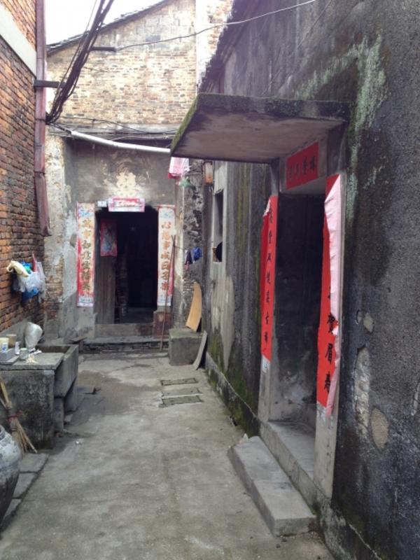 【景徳鎮研修2014】景徳鎮にはまだこんなところも残っています。